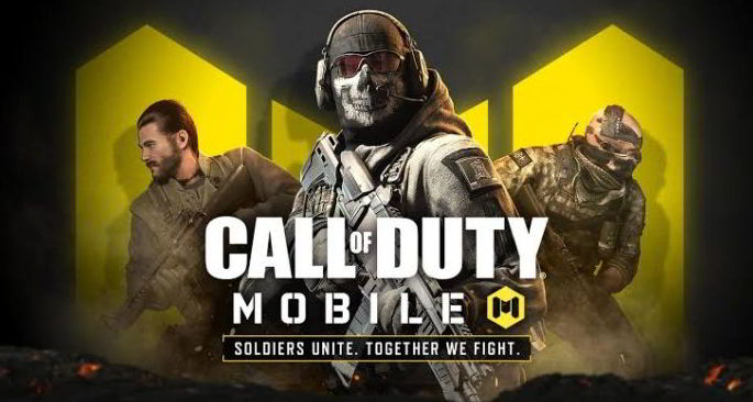 Game android Call of Duty